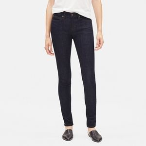 Eileen Fisher System skinny jeans organic cotton